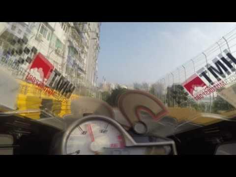 Macau GP 2016 - On Board - POV - Gyrocam -...