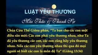 LUẬT YÊU THƯƠNG Mai Thảo & Thanh Sự