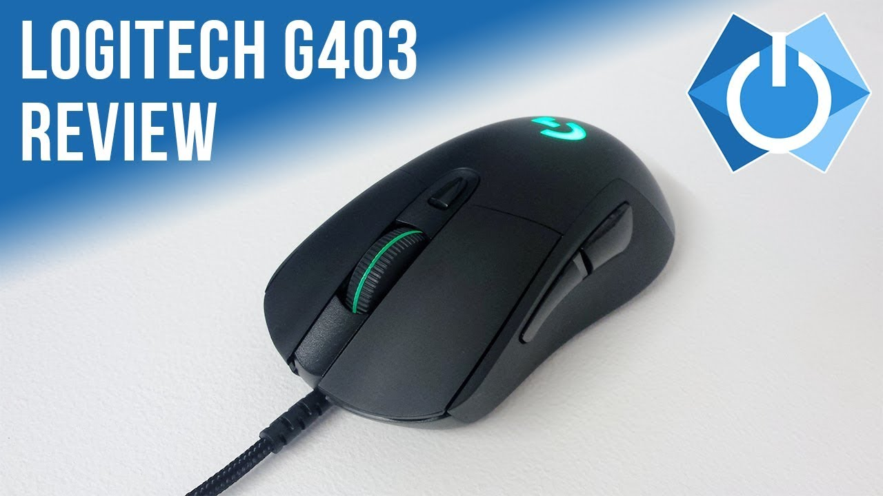 Logitech G403 Review | Is the Prodigy Good?