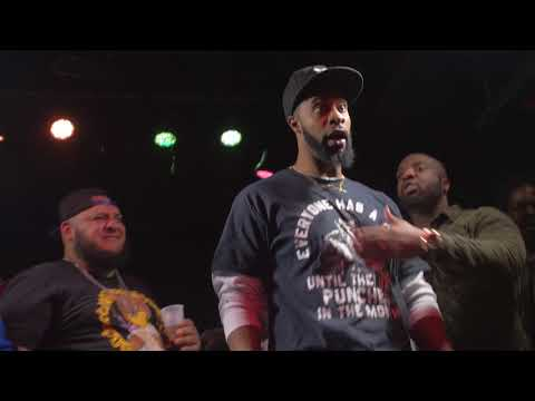 Trebo vs Asylum the Crow #LFTB (HOSTED BY NORBES OF URL & LAWRENCE OF RBE)