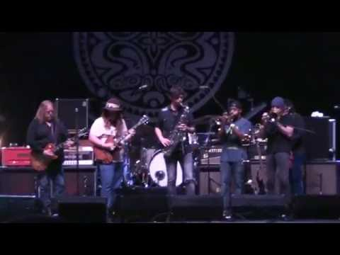 Gov't Mule - What Is Hip ? with Marcus King Band - Mt. Jam 2016