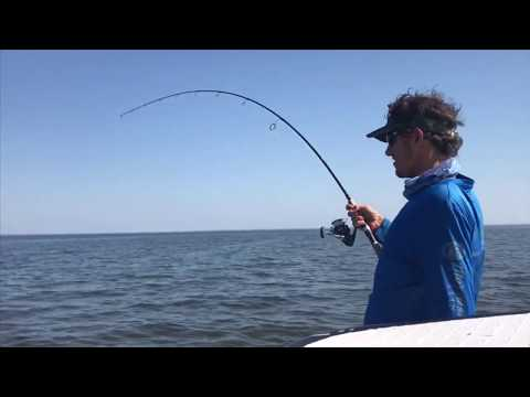 Catching Giant Jack Crevalle With Jordan Wright