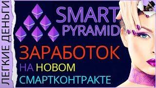 Метод автоматического заработка|Долгосрочный Заработок в Интернете в Smart Piramid/Заработок в Интер