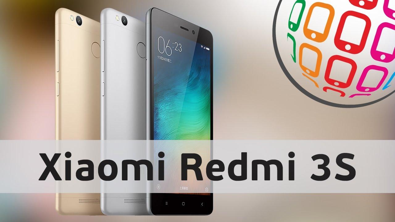 инструкция на телефон redmi 3s