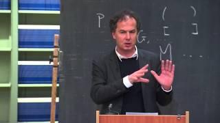 """Kolloquium """"Philosophie und Lebensform"""" – Thomas Schmidt"""
