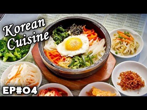 Korean Cuisine | Korea | Cultural Flavors | EP 04