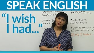 http://www.engvid.com/ Have you ever made a mistake? Feel bad about...