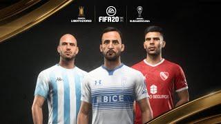FIFA 20 | CONMEBOL Libertadores Official Gameplay Trailer
