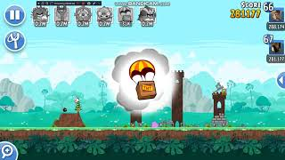AngryBirdsFriendsPeep12-07-2018 level 1