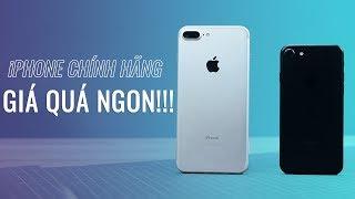Tết rồi, giá iPhone chính hãng NGON quá thể!!!!