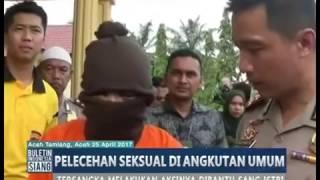 Video [Aneh] Lelaki Ini Melakukan Pelecehan Seksual di Angkutan Umum & Dibantu Sang Istri - BIS 26/04 download MP3, 3GP, MP4, WEBM, AVI, FLV Desember 2017