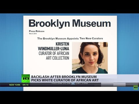 Skills don't matter? Museum faces backlash for hiring white curator of African art