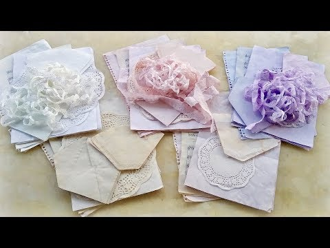 DIY Dyed Paper 5 Colors- Sharing my experience!