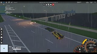 Roblox Ultimate Driving; driving On The New Bridge In UD Pleasant Valley!