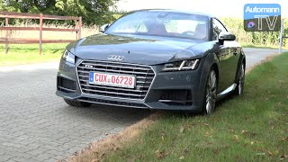 2016 Audi TTS (310hp) - Drive & Sound (60fps)
