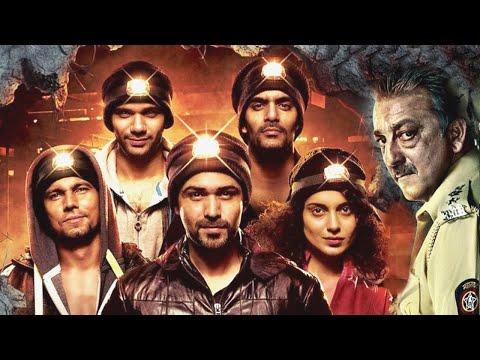 Emraan Hashmi & Sanjay Dutt's Latest Action Hindi Full Movie   Kangana Ranaut, Randeep Hood