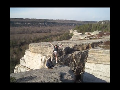 Kid Falls Off Morro Rock