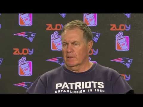 Bill Belichick Scolds Reporter After Baffling QB Question