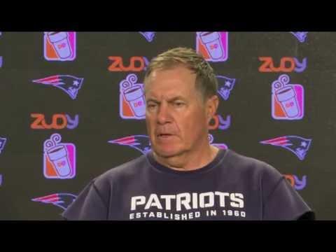 Bill Belichick Scolds Reporter After Baffling QB Question