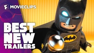 Best New Movie Trailers - April 2016 HD