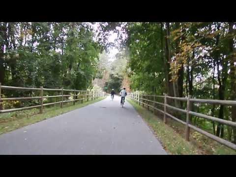 Dutchess County NY Rail Trail to Walkway Over the Hudson