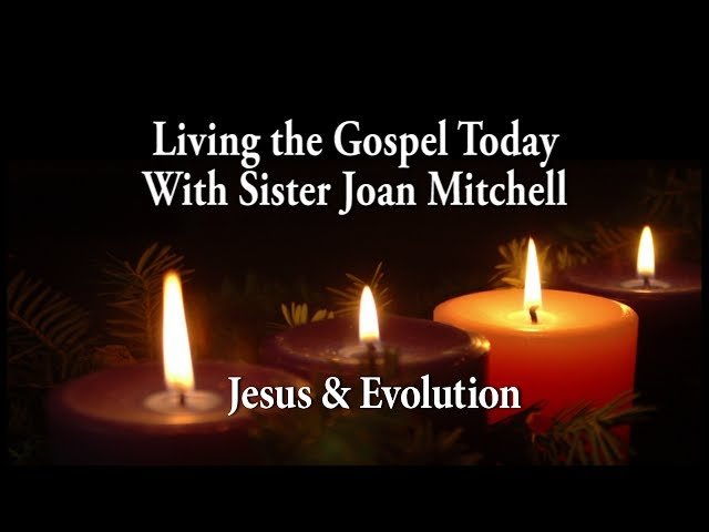 Living the Gospel Today - Jesus & Evolution