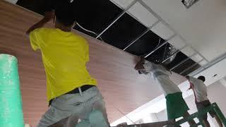Gambar cover Cara pasang sunda plafon