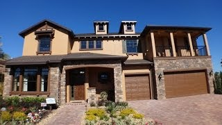 Orlando Real Estate - Stunning New Homes in Orlando - Must see beautiful Orlando model homes!!!