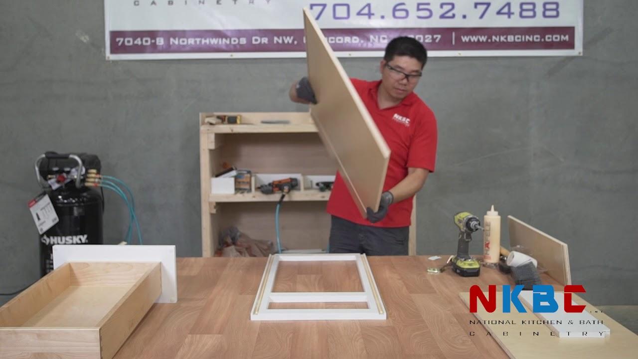 NKBC - Base Cabinet Assembly Instruction - YouTube