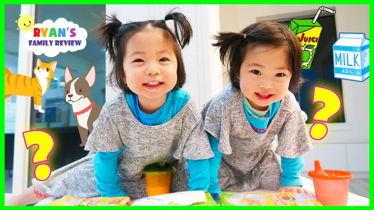 Interview With 2 Year Old Twins Emma And Kate QA