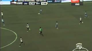 Monterrey vs Cruz Azul partido de preparacion A2014