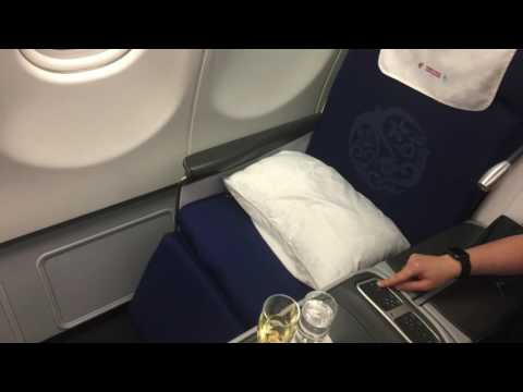 Business Class - China Eastern Airlines (MU592, Moscow - Shanghai)