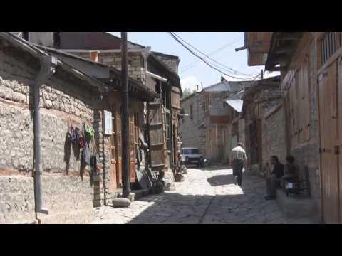 Travel: Lahic, Azerbaijan