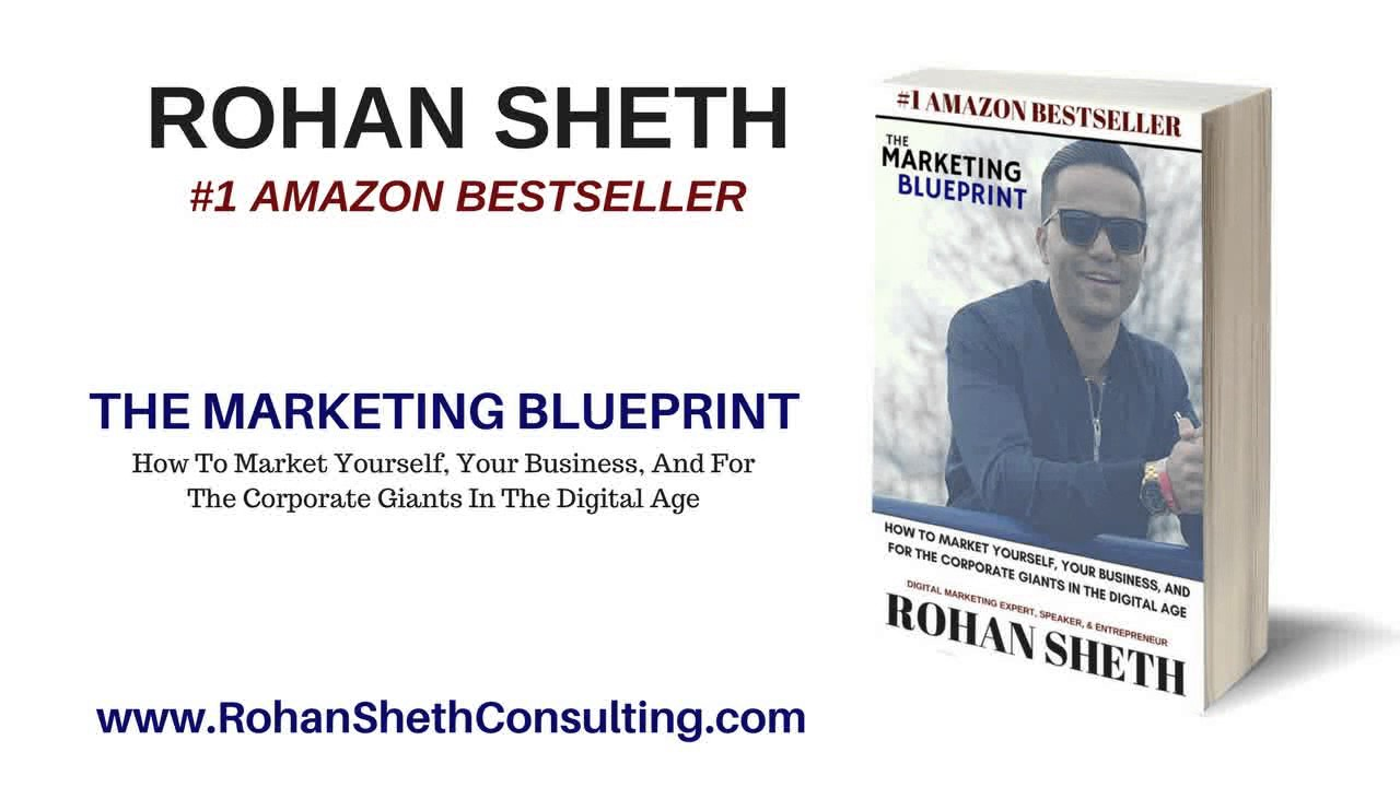 Rohan sheth 1 bestseller marketing blueprint intro youtube rohan sheth 1 bestseller marketing blueprint intro malvernweather