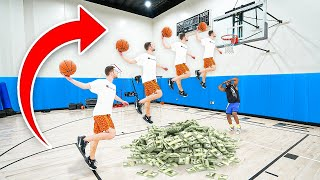 Dunk On Me, Win Cash Prize Basketball Dunk Challenge!