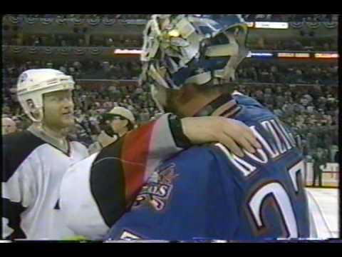 1998 - Eastern Conference Finals, Capitals-Sabres