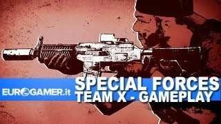 Special Forces Team X: gameplay