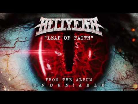 """HELLYEAH - """"Leap of Faith"""" (Official Audio)"""