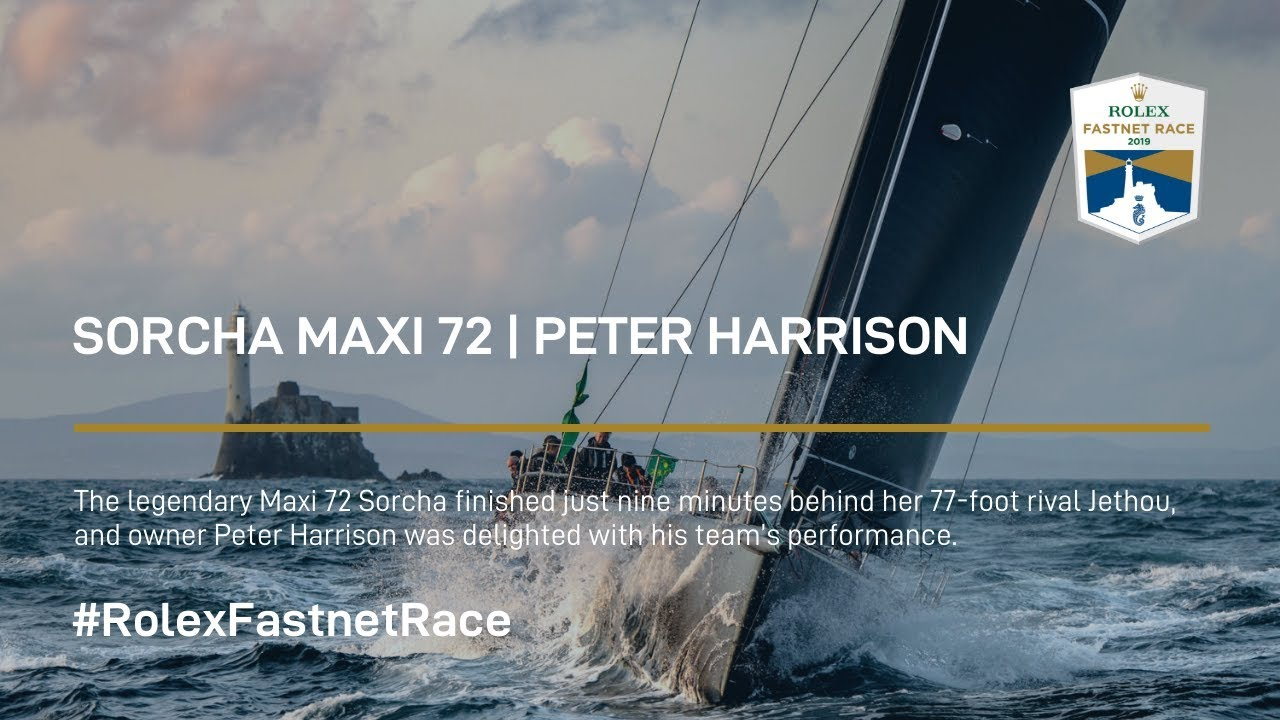 Peter Harrison | Sorcha Maxi 72