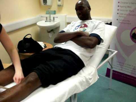 Leg Waxing for Birmingham Settlement - Marks turn!