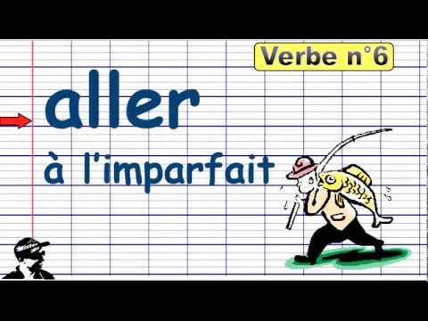 Conjuguer Aller A L Imparfait 2019 Youtube