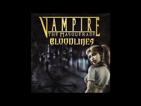 Let's Play - Vampire the Masquerade Bloodlines - 31 Rescue from the Society of Leopold