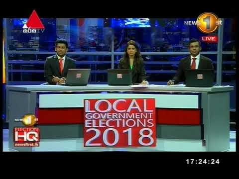 Local Government Elections 2018 Result Clip 21