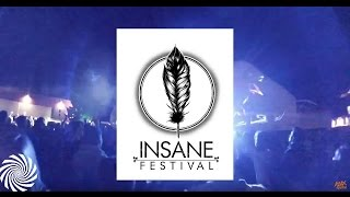 Azax Syndrom vs Bliss live @ Insane Festival  2015