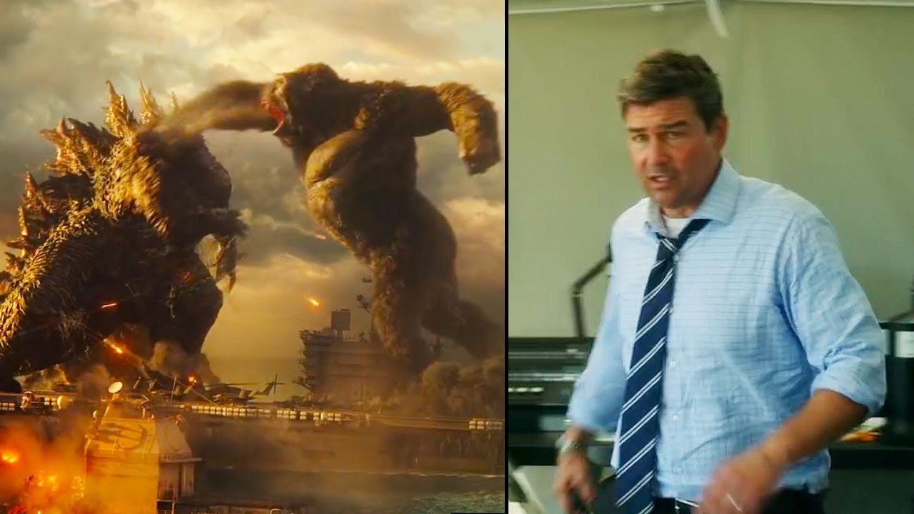 Ozzy Man Reviews: Godzilla vs Kong Trailer