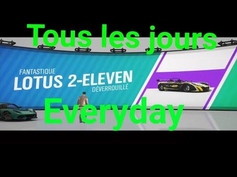 Avoir LOTUS 2 Eleven Fh4 How To Get Lotus 2-ELEVEN Forza Horizon 4