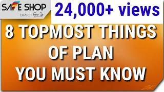 SAFE SHOP : का अगर BUSINESS PLAN दिखाना है, तो ज़रूर जान लीजिए ये 8 बातें