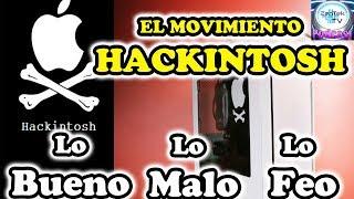 El Movimiento HACKINTOSH y el futuro de Apple - Podcast Zentek 010