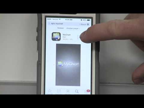MyChart Mobile App