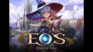 ECHO OF SOUL - GAMEPLAY  [ CONHECENDO MAIS UM MMORPG GRÁTIS ]